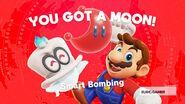 Smart Bombing Power Moon