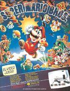 Super Mario Bros. promo