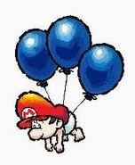 Bebe Mario (Yoshi's Island)