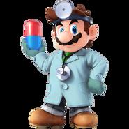 SSB4 Sprite Dr. Mario 2