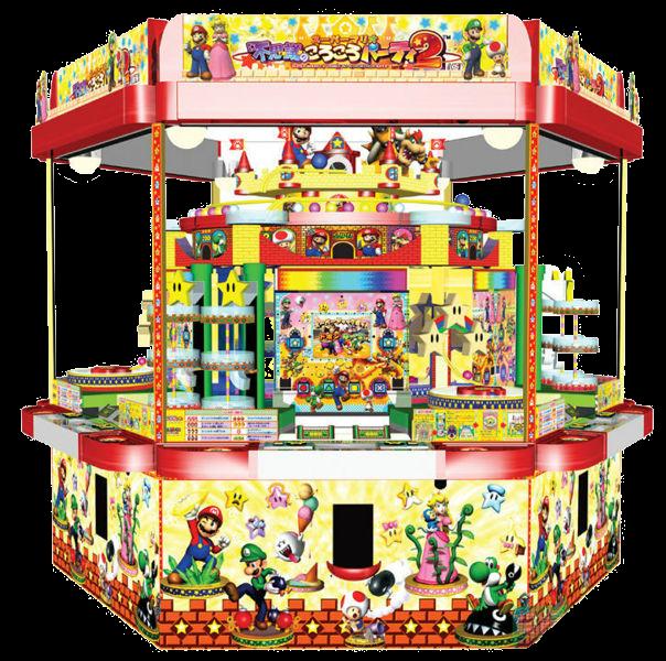 Super Mario Fushigi no Korokoro Party 2