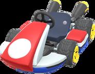 MKT Kart standard 8 rouge