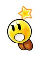 Starlow Mario & Luigi Paper Jam