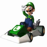 Luigi MKDS
