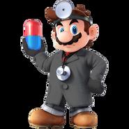 SSB4 Sprite Dr. Mario 4