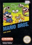 Mario Bros NES ESP