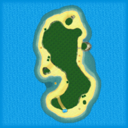 Mario Kart 7 - Plage Koopa (Map)