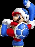 SM3DL Artwork Bumerang-Mario