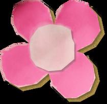 YCW-FleurDePapierRose