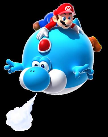Yoshi ballon