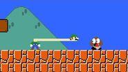 Luigi got a Weird Mushroom and then this happened
