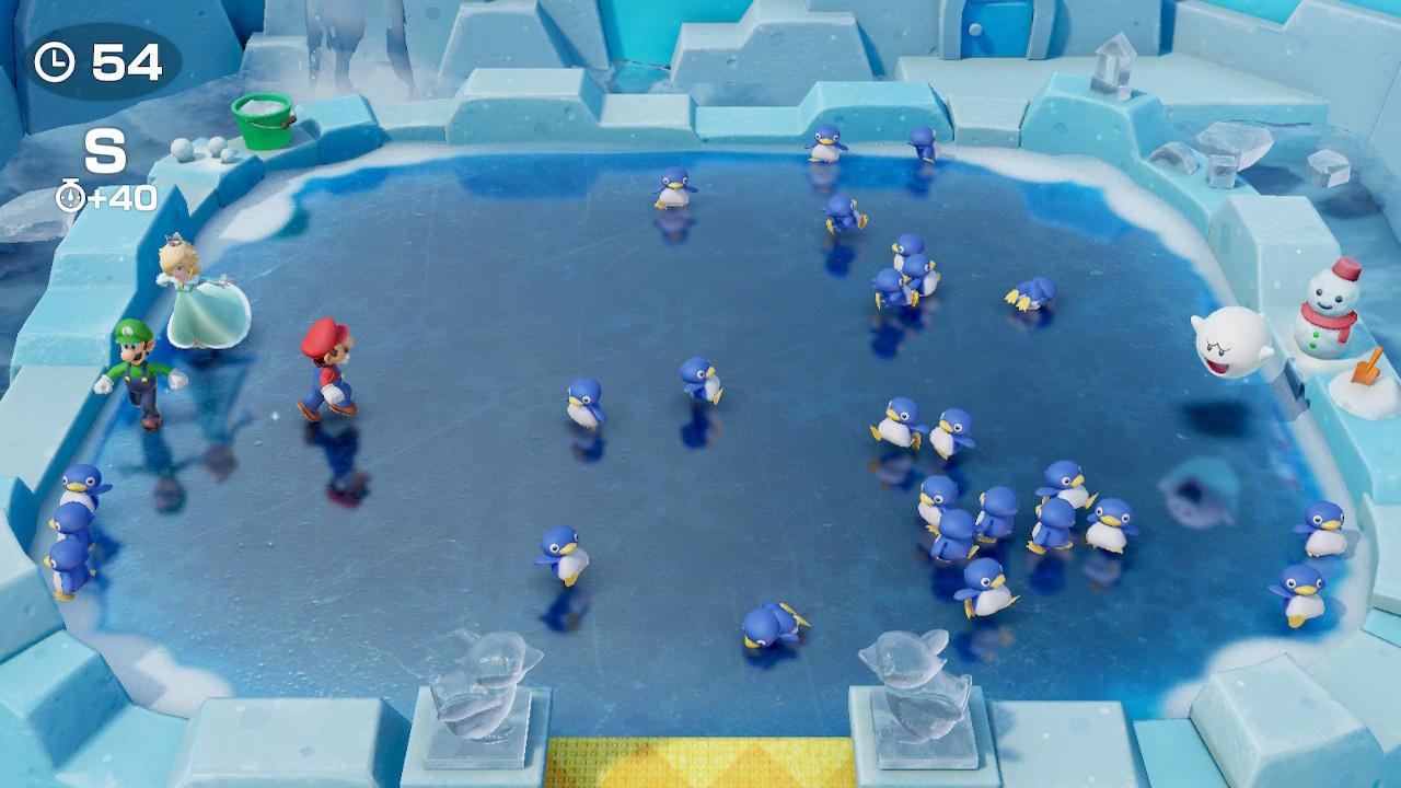 Penguin Pushers