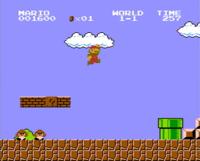 Mundo 1-1(Super Mario Bros.)
