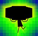 Dark Boomboxer Card