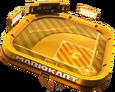 MKT Sprite Gold-Baseballfeld-Gleiter