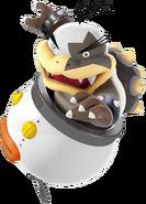 Super Smash Bros - Morton
