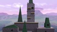 Hyrule Castle SSBWU