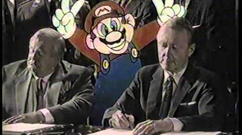 Nintendo - Super Mario All-Stars commercial (USA, 1993)