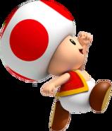 Toad Rojo