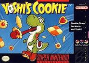 Yoshi's cookie snes