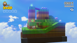 Captain Toad Goes Forth