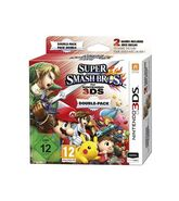 Super Smash Bros for Nintendo 3DS Double Pack boxart