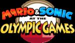 Logo Mario & Sonic en los Juegos Olímpicos Tokio 2020.png