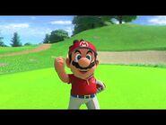 Mario Golf- Super Rush Special Shot + Special Dash – Mario