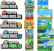 New super mario bros comparison by chaoslink1-d5346m7