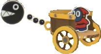 Chariot Snifit