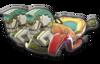 MK8 Sprite Kirmes-Droschke
