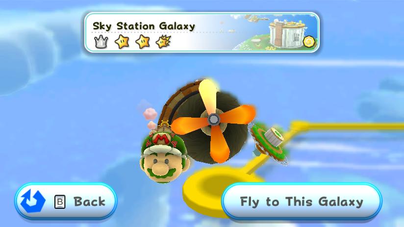 Station stellaire