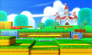 Smash Bros 3DS Escenario 6