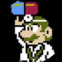 DMW Sprite 8-Bit Dr. Mario
