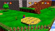 SM64 Screenshot Wummps Wuchtwall
