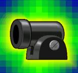 SPM Sprite Willi-Blaster-Fangkarte