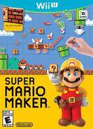 Super Mario Maker Case - Wii U - Front