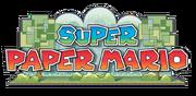 Super Paper Mario Logo.png