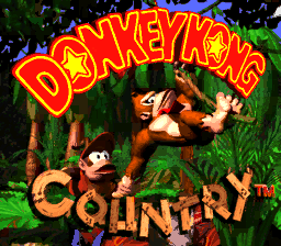Donkey Kong Country (SNES)/Gallery