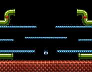 SSBB Screenshot Mario Bros. (Stage)