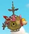 Wendy O. Koopa's Airship