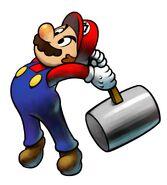 M&L Artwork Mario