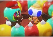 Mario (Catapillar)