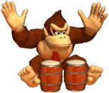 DKNGC Sprite Donkey Kong.png