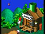 Mario Bros. House