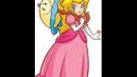 Super Princess Peach - Bowser