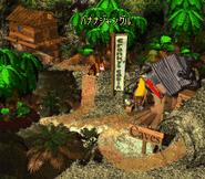 Jungle Hijinxs - Overworld - Super Donkey Kong