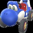 MKT Sprite Blauer Yoshi-Turbo