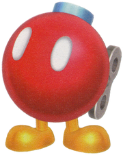 Bob-Omb Rojo