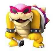 Roy Koopa Super Mario Wii